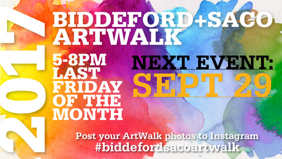 2017 Sept ArtWalk FB Event